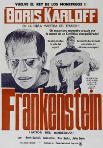 Frankenstein - Poster / Capa / Cartaz - Oficial 6