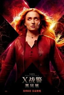 X-Men: Fênix Negra - Poster / Capa / Cartaz - Oficial 10