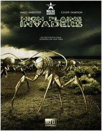 High Plains Invaders - Poster / Capa / Cartaz - Oficial 1