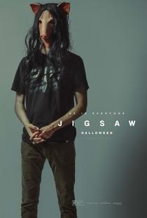 Jogos Mortais: Jigsaw - Poster / Capa / Cartaz - Oficial 13