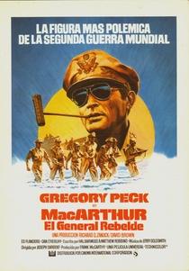 MacArthur - O General Rebelde - Poster / Capa / Cartaz - Oficial 4