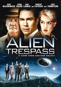 Alien Trespass - Poster / Capa / Cartaz - Oficial 2