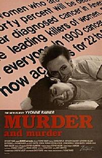 MURDER and murder - Poster / Capa / Cartaz - Oficial 1