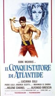 Il Conquistatore di Atlantide - Poster / Capa / Cartaz - Oficial 5
