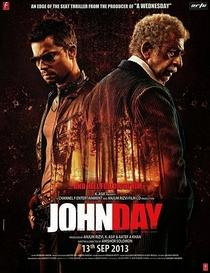 John Day - Poster / Capa / Cartaz - Oficial 2