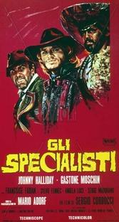 O Especialista - Poster / Capa / Cartaz - Oficial 2