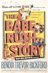 O Grande Babe Ruth - Poster / Capa / Cartaz - Oficial 1