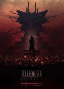 Hellraiser (Remake) - Poster / Capa / Cartaz - Oficial 1