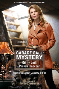 Garage Sale Mystery: Guilty Until Proven Innocent - Poster / Capa / Cartaz - Oficial 1