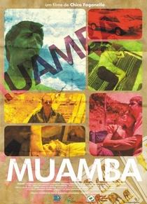 Muamba - Poster / Capa / Cartaz - Oficial 1