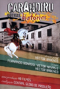Carandiru, Outras Histórias - Poster / Capa / Cartaz - Oficial 1