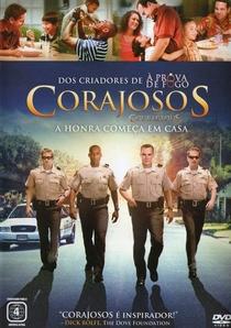 Corajosos - Poster / Capa / Cartaz - Oficial 4