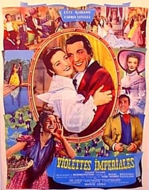 Violetas Imperiais - Poster / Capa / Cartaz - Oficial 2
