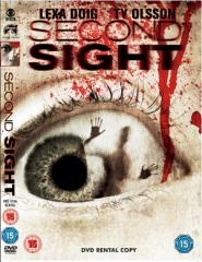 Second Sight - Poster / Capa / Cartaz - Oficial 1