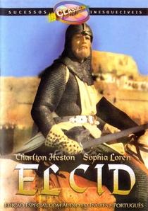 El Cid - Poster / Capa / Cartaz - Oficial 9