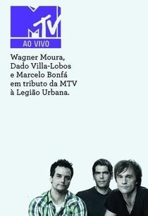MTV ao Vivo - Tributo à Legião Urbana - Poster / Capa / Cartaz - Oficial 1