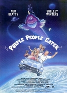 Um Alienígena Do Barulho (Purple People Eater)