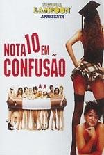 Nota 10 em Confusão - Poster / Capa / Cartaz - Oficial 1