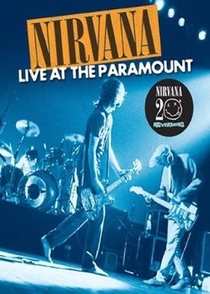 Nirvana: Live at the Paramount - Poster / Capa / Cartaz - Oficial 1