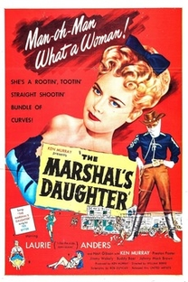 The Marshal's Daughter - Poster / Capa / Cartaz - Oficial 1