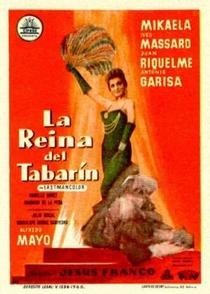 La Reina del Tabarín - Poster / Capa / Cartaz - Oficial 1
