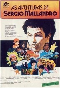 As Aventuras de Sérgio Mallandro - Poster / Capa / Cartaz - Oficial 1