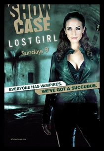 Lost Girl (2ª Temporada) - Poster / Capa / Cartaz - Oficial 1