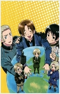 Hetalia World Series Specials (Hetalia World Series Specials)