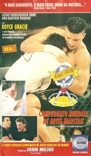 Campeonato Mundial de Artes Marciais - Poster / Capa / Cartaz - Oficial 1