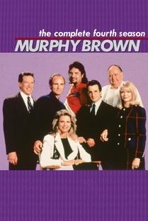 Murphy Brown (4ª Temporada) - Poster / Capa / Cartaz - Oficial 1