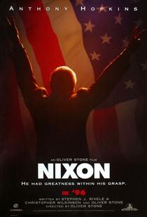 Nixon - Poster / Capa / Cartaz - Oficial 2