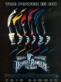 Power Rangers: O Filme - Poster / Capa / Cartaz - Oficial 3
