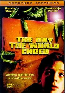 O Dia Em Que o Mundo Acabou - Poster / Capa / Cartaz - Oficial 1