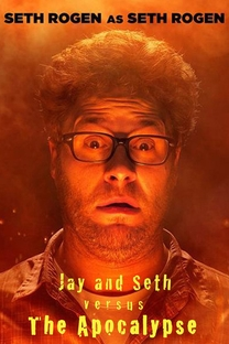 Jay and Seth vs. The Apocalypse - Poster / Capa / Cartaz - Oficial 1