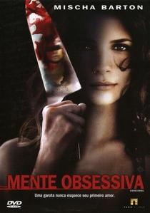 Mente Obsessiva - Poster / Capa / Cartaz - Oficial 1
