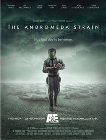 O Enigma de Andrômeda - Poster / Capa / Cartaz - Oficial 1