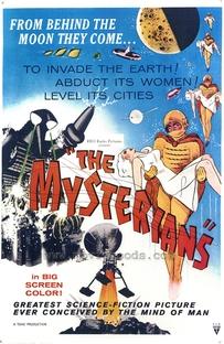 The Mysterians - Poster / Capa / Cartaz - Oficial 2