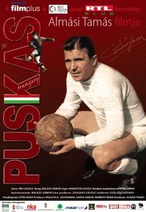 Puskás Hungria - Poster / Capa / Cartaz - Oficial 1