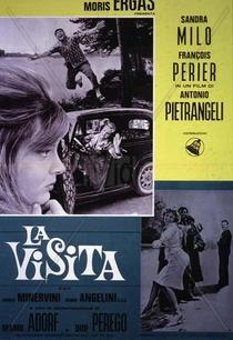 La Visita - Poster / Capa / Cartaz - Oficial 2