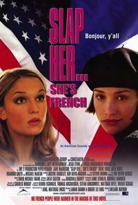 Pode Bater que Ela é Francesa - Poster / Capa / Cartaz - Oficial 1