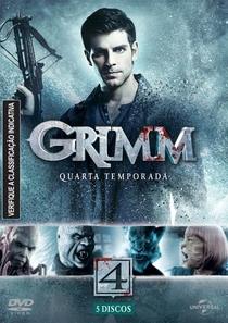 Grimm (4ª Temporada) - Poster / Capa / Cartaz - Oficial 5