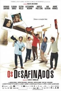 Os Desafinados - Poster / Capa / Cartaz - Oficial 1