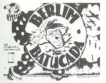 Berlim na Batucada - Poster / Capa / Cartaz - Oficial 1