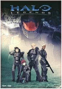 Halo Legends - Poster / Capa / Cartaz - Oficial 4