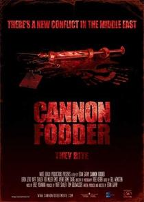 Cannon Fodder - Poster / Capa / Cartaz - Oficial 1