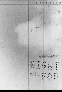 Noite e Neblina - Poster / Capa / Cartaz - Oficial 4