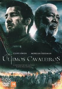Os Últimos Cavaleiros  - Poster / Capa / Cartaz - Oficial 3