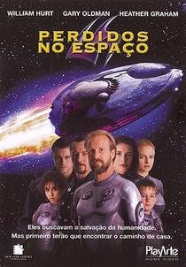 Perdidos no Espaço: O Filme - Poster / Capa / Cartaz - Oficial 8