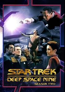 Jornada nas Estrelas: Deep Space Nine (2ª Temporada) - Poster / Capa / Cartaz - Oficial 1