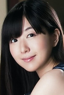 Ai Kayano - Poster / Capa / Cartaz - Oficial 1